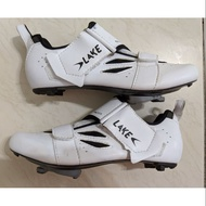 LAKE TX 223-X 寬楦版三鐵計時碳纖維卡鞋