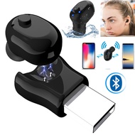 Headset Headphone Portable Wireless Bluetooth Earphone In-Ear Earbud Carrying Case Stereo Sports Wat