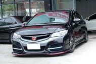 2007 Honda Civic K12 稀有07年黑內裝 泰版TR大包 RR空力 /粉專→A Maple橙奕(非k6 k7 K9 k8 K14 type