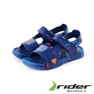 RIDER LIGA DA JUSTICA ICON SAND 運動涼鞋(兒童款) (藍-RI2185520729)