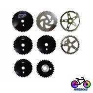 Haro Top Star Ligon Chain Ring for BMX Bike 28T 36T 44T