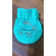 Tiffany蝴蝶結項鍊