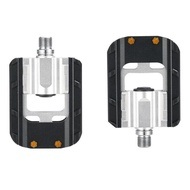 SAVA Folding Bike Pedals Folding Bicycle Pedals Universal 9/16 Foldable Pedal for Folding Bike Pedals Pedals Folding Bicycle