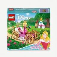 Lego樂高#43173奧蘿拉公主的皇家馬車 睡美人