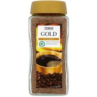  T  Coffee Instant : Tesco Lotus's Gold Blend Robusta Arabica Freeze Dried [100g] [200g]