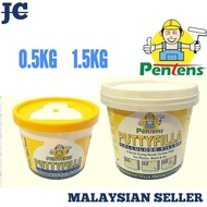 0.5KG / 1.5KG PENTENS Cellulose Putty Filler