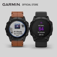 Garmin Fenix 6X Sapphire 51mm Preload Maps and Courses, Music