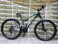 Trinx Brave 2.1 Full Suspension Mountain Bike 27.5 Shimano Deore 10 Speed