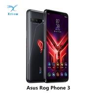 ASUS ROGโทรศัพท์3 Snapdragon 865 / 865 Plus ROG 3 NFC 5Gโทรศัพท์6000MAhแบตเตอรี่สมาร์ทโฟนROG3โทรศัพท์มือถือ