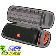 [107美國直購] Hard Carrying Travel Case for JBL Flip 3 4 Waterproof Portable Bluetooth Speaker by co2CREA