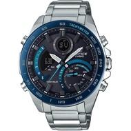 CasioEdifice Bluethooth นาฬิกาข้อมือผู้ชาย สายสแตนเลส รุ่น ECB-900DB-1B
