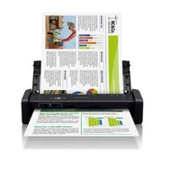 [Singapore warranty] Epson WorkForce DS-360W Wi-Fi Portable Sheet-fed Document Scanner DS360W DS 360 W (Free $20 NTUC voucher till 30/08/2020 , Online REDEMPTION by 14/09/2020)