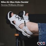 Nike 涼鞋 Air Max Koko Sandal 白 金 氣墊 增高 厚底 女鞋 【ACS】 DJ1453-100