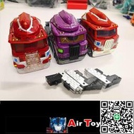 【新品】經典擎天柱1.0黃油版v級車頭BOTCON紫透明紅藍原色紅藍 露天拍賣