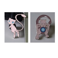 Pokemon TCG Hidden Fates Pin Collection Mew & Mewtwo pins