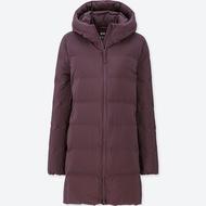 特價 全新專櫃正品 UNIQLO 女裝 無縫羽絨 短大衣 羽絨外套 大衣 外套