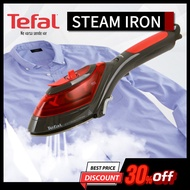 Tefal Steam Iron Garment Steamer Iron Clothes Handheld Steamer 2in1 + [Brush, Lint Removal, Measuring Cup]