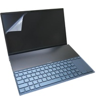 【Ezstick】ASUS UX481 UX481FL 靜電式筆電LCD液晶螢幕貼(可選鏡面或霧面)