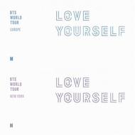 【現貨】防彈少年團 BTS Love yourself演唱會 藍光DVD 歐洲 紐約 空專 內容物拆售