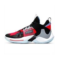 【NIKE】JORDAN WHY NOT ZER0.2 SE PF 籃球鞋 運動鞋 黑 紅 男鞋 -AV4126600