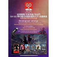TVBOX IPTV SVI GO SVI MO Subscription(PM For FREE Trial)