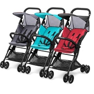 Seebaby A2 Cabin Size Ultralight Weight Foldable Reclinable Stroller