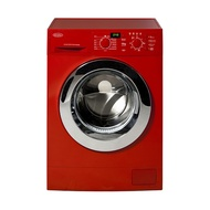 EuropAce 10KG Front Load Washer EFW-8100T-RD