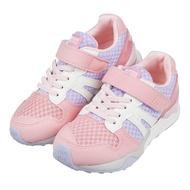 【布布童鞋】Moonstar日本Hi系列紫粉色兒童機能運動鞋(I0M074F)