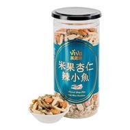 好市多 萬歲牌米果杏仁辣小魚 340公克 X 2罐