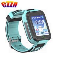Gzza【COD】【Free Shipping】Original T16 Children Smart Watch Smart watch GPS Tracker Watches SOS GPS Wifi Location Waterproof IP67 Flashlight Camera HD 1.44 Smartwatch