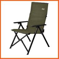"SALE"" เก้าอี้ Coleman Japan Lay Chair สี Olive อุปกรณ์ครัวสำหรับแคมป์"