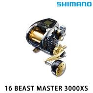 SHIMANO 16 BEAST MASTER 3000XS 電動捲線器 [漁拓釣具]