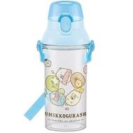 【角落生物冷水壺】角落生物 冷水壺 斜背帶 480 ml 日本製 該該貝比日本精品 ☆