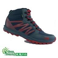 【THE NORTH FACE】男款中筒GTX防水徒步鞋 登山 防滑 耐磨  Gore-Tex 型號:A3FX