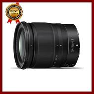 Nikon NIKKOR Z 24-70mm f/4 S Lenses - ประกันศูนย์ 1 ปี เลือก 1 ชิ้น อุปกรณ์ถ่ายภาพ กล้อง Battery ถ่าน Filters สายคล้องกล้อง Flash แบตเตอรี่ ซูม แฟลช ขาตั้ง ปรับแสง เก็บข้อมูล Memory card เลนส์ ฟิลเตอร์ Filters Flash กระเป๋า ฟิล์ม เดินทาง