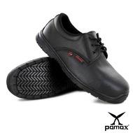 【PAMAX 帕瑪斯】防穿刺+鋼頭皮革製高抓地力安全鞋(PZ10101PPH /男女尺寸)