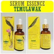 Temulawak Serum Haluskan Facial Skin Moisture Small Skin Smoothing Pores 7 Days - @ Ready Stock