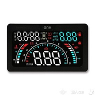 抬頭顯示器A200車載多功能抬頭顯示器汽車速度通用型OBD智慧高清HUD投影儀CENX19065