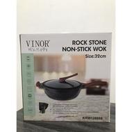 Vinor Rock Stone Wok32Cm