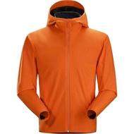 始祖鳥 Arc'teryx SOLANO夾克(橘色M號,購自溫哥華工廠直營店)