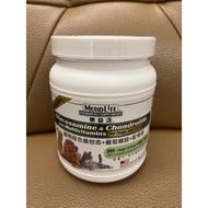 Meridian 樂益活 愛犬綜合維他命+葡萄糖胺+MSN+軟骨素一瓶700g   1029元—可超取付款