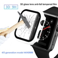 สำหรับApple Watch Case 1/2/3/4/5/6 42มม.38มม.Iwatch Series apple 4 3 2 1อุปกรณ์เสริมกันชนกรอบ