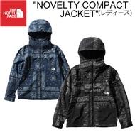 TSU日本代購 THE NORTH FACE NOVELTY  JACKET 變形蟲 風衣外套 NPW71535 女生