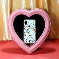 iPhone Case Cover 7 8 plus 10 11 Pro Max X XR i8 + ix S10 Note 10 P30 Terrazzo 6