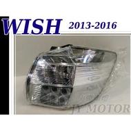 小傑車燈精品--NEW WISH 13 14 15 16 年 2013 2014 原廠型 燻黑 尾燈 外側一顆1400