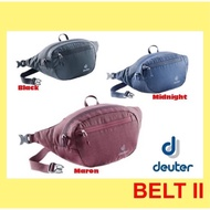 ✅2020✅ Deuter BELT II Waist Pouch Hip Bag School Work Travel Holiday