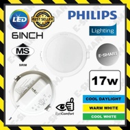 PHILIPS MESON LED DOWNLIGHT 59466 59467 6INCH 17W / 59469 7INCH 21W / 59471 8INCH 24W / 59464 59465 5INCH 13W RND / SQR