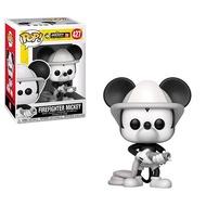 Funko POP!系列大頭公仔 - 迪士尼米奇90週年 - 消防隊米奇