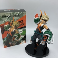 My Hero Academia Vol.3 Bakugou Katsukiการต่อสู้Ver. PVC Action Figure No Hero Shoto Midoriyaเก็บรุ่น18ซม.