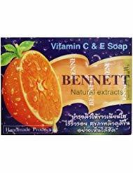 Vitamin C&amp E Soap Bennett Natural extracts /Thai Soap 130 G. [Direct from USA]
